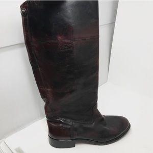 Frye Jet Riding Boots Size 8